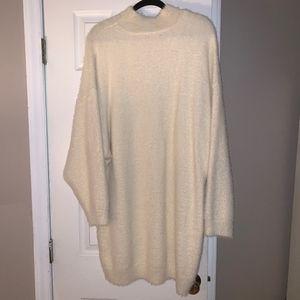 NASTYGAL oversized sweater dress